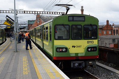 8113 at Connolly 9 September 2017