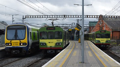 29408 & 8122 & 8113 at Connolly 9 September 2017