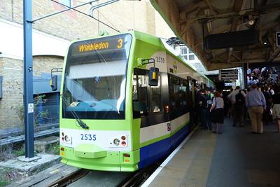 2535 East Croydon, Tuesday, 05/07/11