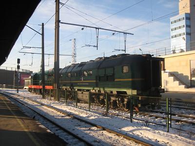 2M62 0112. Riga 30/01/12.  Copyright A. Kicigins.