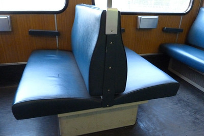Seat, Munich Type-A U-Bahn, Friday, 06/05/11