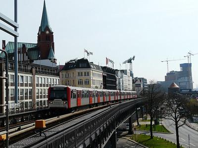 Hamburg U-Bahn, 13/04/10