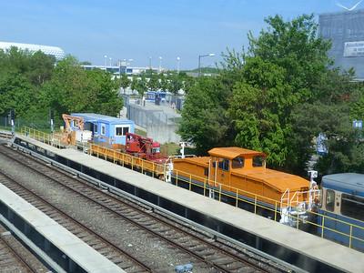 8951, Frottmaning, Munich Type-A U-Bahn, Friday, 06/05/11