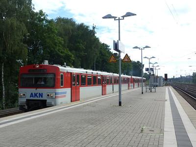 VT2 57 Eidelstedt. Thursday, 13/09/12