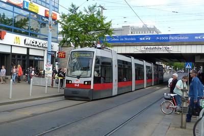648 Floridsdorf. Vienna, Monday, 02/05/11