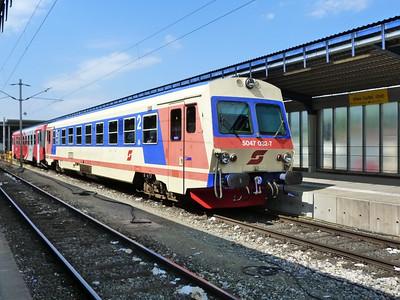 5047 032 Wien Sudbahnhof. Vienna, Monday, 02/05/11