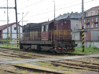 742 364 Bratislava Hlavna Stanica, Tuesday, 03/05/11