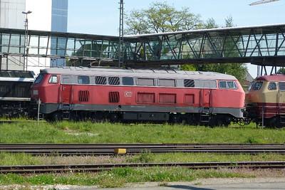 217 019 Muhldorf, Friday, 06/05/11