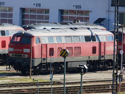 225 031 Muhldorf, Friday, 06/05/11
