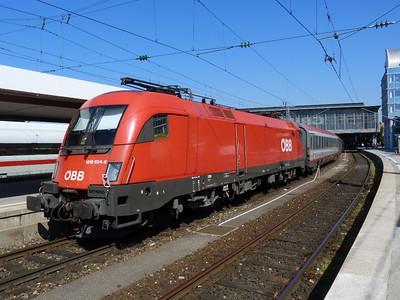 1016 024 Munich Hbf, Friday, 06/05/11