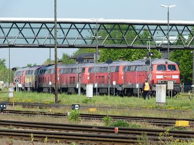 225 032 Muhldorf, Friday, 06/05/11