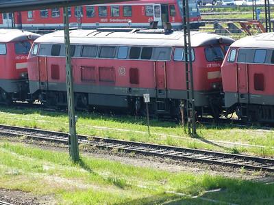 217 021 Muhldorf, Friday, 06/05/11