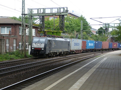 ES 64 F4 151, Hamburg-Harburg, Thursday, 13/09/12