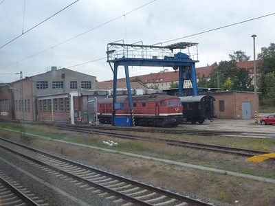 122 327, Scherwin Hbf, Friday 14/09/12
