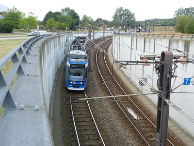 676, Rostock Hbf, Friday 14/09/12