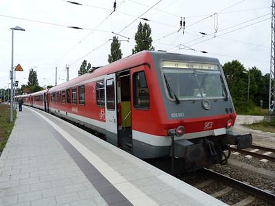 628 623, Oranienberg, Saturday 15/09/12