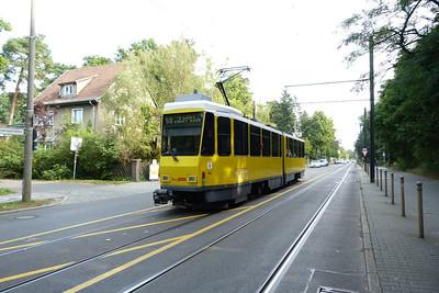 Tram at Grunau, Sunday, 16/09/12