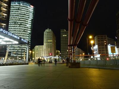Potsdamer Platz, Friday 14/09/12