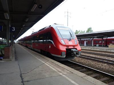 442 620, Berlin Schonefeld, Saturday 15/09/12