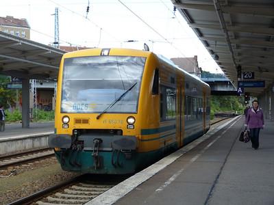 VT650 70, Berlin Lichtenberg, Saturday 15/09/12