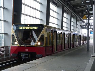 S-Bahn at Berlin Ostkreutz, Saturday 15/09/12