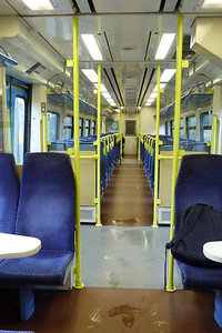 An interior view of 2722. Wednesday, 22/02/12