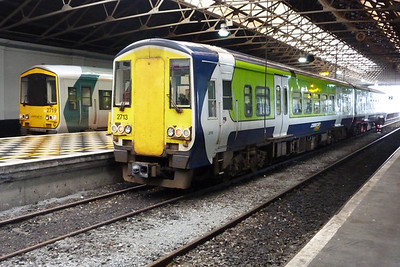 2713 and 2719, Limerick, Wednesday, 22/02/12