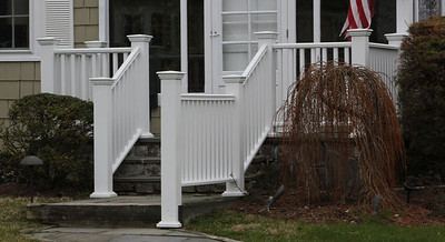 177 - 346020 - Old Greenwich CT - Pendleton Railing