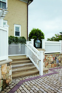 NJ - Modified Jamestown Railing