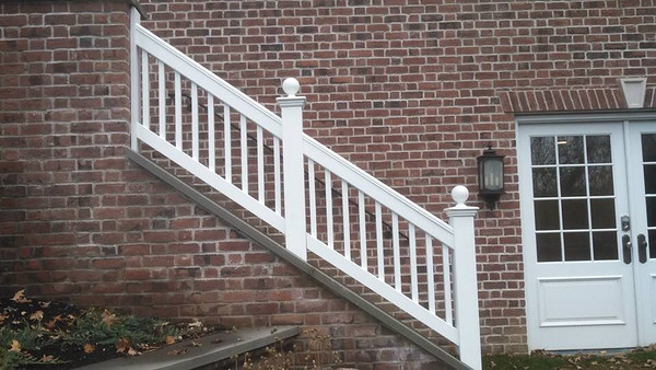 873 - NJ - Jamestown Railing