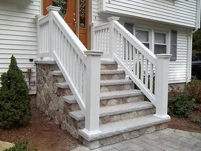 380927 - Billerica MA - Jamestown Railing