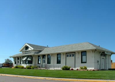 LaSalle, CO Union Pacific depot.
