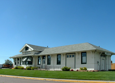 LaSalle, CO Union Pacific depot.