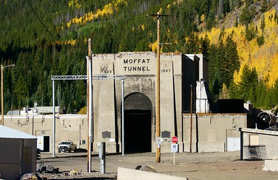Rollinsville, CO Moffat Tunnel
