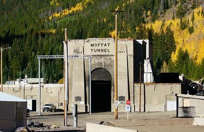 Rollinsville, CO Moffat Tunnel