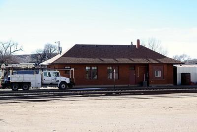 Wray, CO CB&Q depot