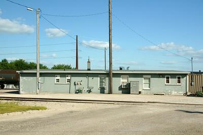 Iowa Falls, IA Rock Island depot