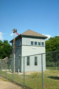 Mills Tower in Iowa Falls, IA.
