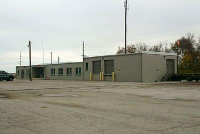 Muscatine, IA Milwaukee depot.