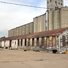 Santa Fe freight depot in Salina, KS.  Now used by the Kansas & Oklahoma Railway.