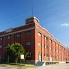 Santa Fe freight building in Topeka, KS