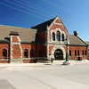 Missouri Pacific depot in Leavenworth, KS