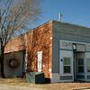 Union Electric interurban depot in Cherryvale, KS.