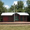 Pauline, KS ATSF depot can be found in Topeka, KS
