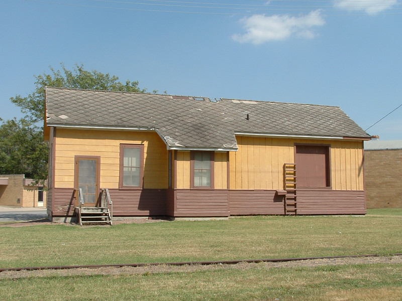 Moundridge, KS Missouri Pacific depot