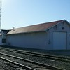 Santa Fe depot now used by BNSF in Concordia, KS.