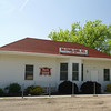 Rock Island depot in McFarland, KS.