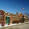 Garnett, KS Santa Fe depot.