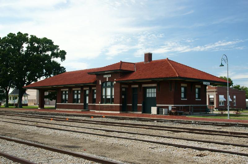 Downs, KS Missouri Pacific depot