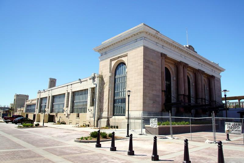 Union Station in Wichita, KS.